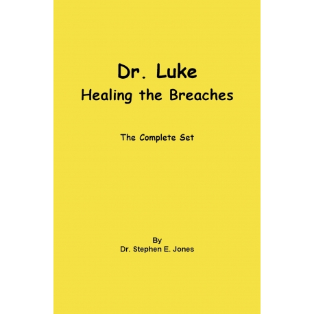 Dr. Luke: Healing the Breaches - The Complete Set
