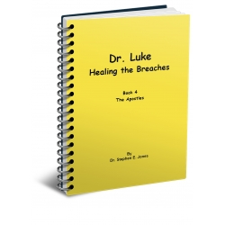 Dr. Luke: Healing the Breaches - Book 4