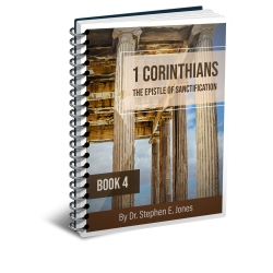 1 Corinthians, The Epistle of Sanctification - Book 4