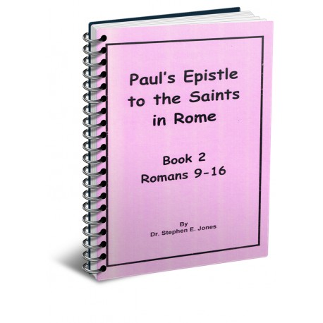 Paul's Epistle to the Saints in Rome Book 2