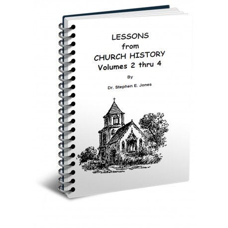 Lessons From Church History - Volume 2