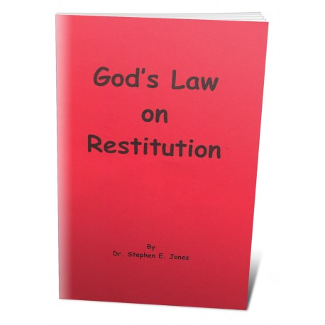 God's Law on Restitution