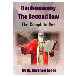 Deuteronomy: The Second Law - Complete Set