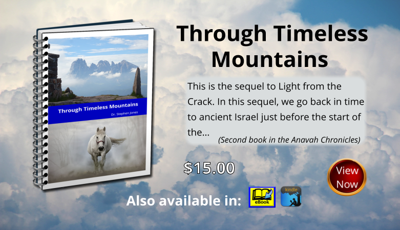 Through Timeless Mountains